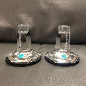Tiffany & Co FL Wright Candlesticks (Pair)